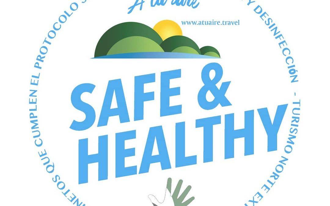 La Asociación de Turismo Norte de Extremadura «ATURNEX» crea el Protocolo de Limpieza Safe&Healthy